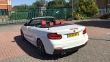 2019 BMW M Sport Convertible (White) - Image: 26