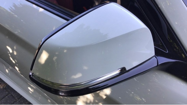 2019 BMW M Sport Convertible (White) - Image: 34