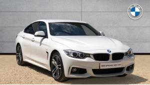 2016 BMW 4 Series Gran Coupe 435i M Sport Gran Coupe 5-door