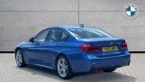 2017 BMW 320d M Sport Saloon (Blue) - Image: 2