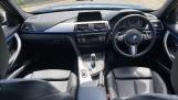 2017 BMW 320d M Sport Saloon (Blue) - Image: 4