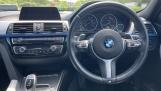 2017 BMW 320d M Sport Saloon (Blue) - Image: 5