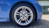 2017 BMW 320d M Sport Saloon (Blue) - Image: 14