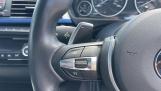 2017 BMW 320d M Sport Saloon (Blue) - Image: 17