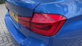 2017 BMW 320d M Sport Saloon (Blue) - Image: 21