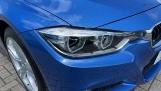 2017 BMW 320d M Sport Saloon (Blue) - Image: 22