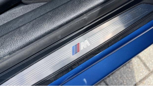 2017 BMW 320d M Sport Saloon (Blue) - Image: 23