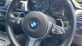 2017 BMW 320d M Sport Saloon (Blue) - Image: 29