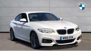 2018 BMW 2 Series M Sport Coupe 2-door