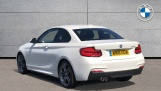2018 BMW M Sport Coupe (White) - Image: 2