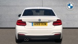 2018 BMW M Sport Coupe (White) - Image: 15