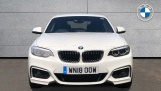 2018 BMW M Sport Coupe (White) - Image: 16
