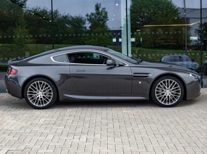 2012 Aston Martin V8 N420 2-door (Silver) - Image: 2