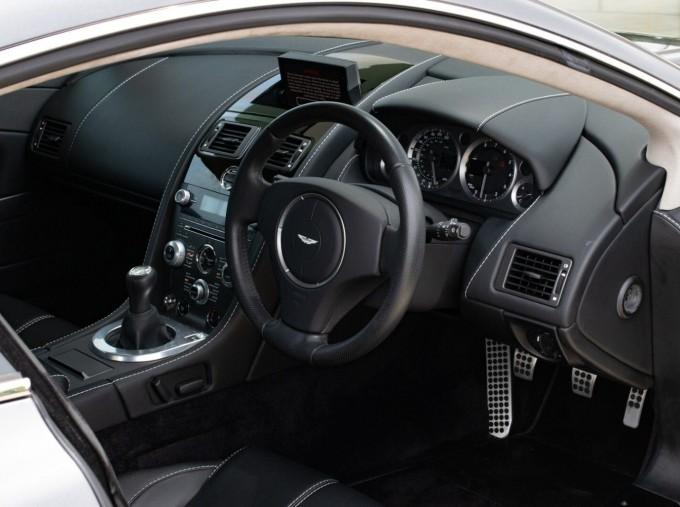 2012 Aston Martin V8 N420 2-door (Silver) - Image: 4