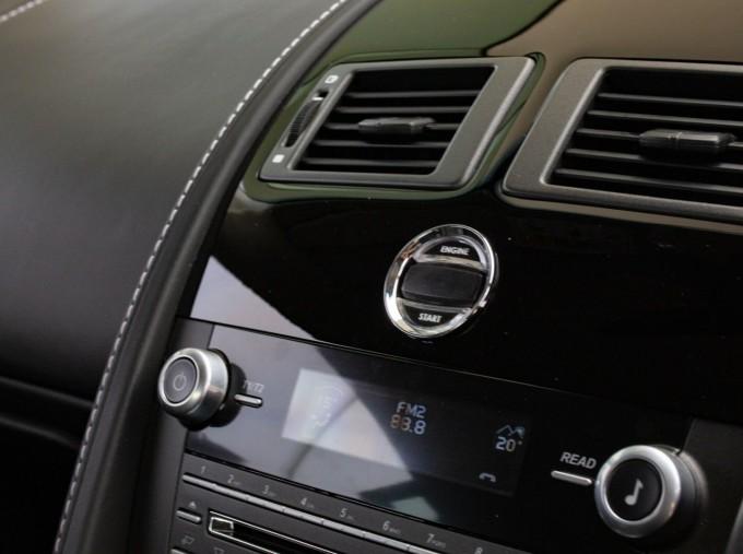 2012 Aston Martin V8 N420 2-door (Silver) - Image: 10