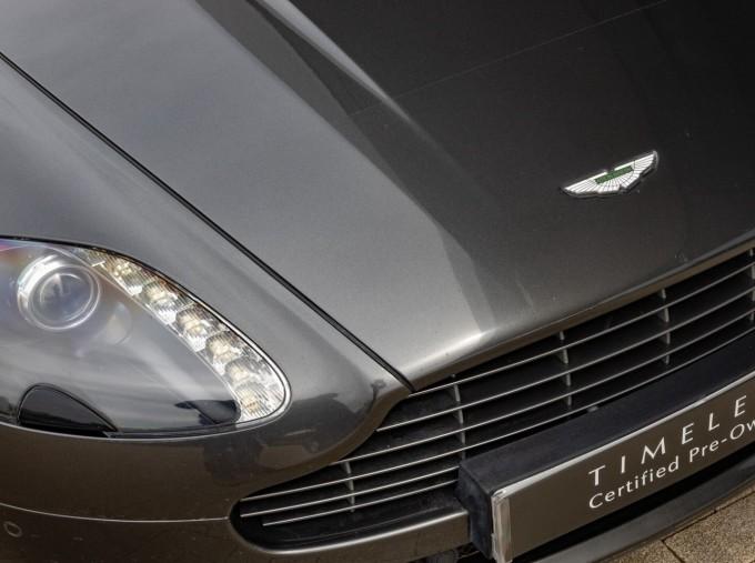 2012 Aston Martin V8 N420 2-door (Silver) - Image: 18