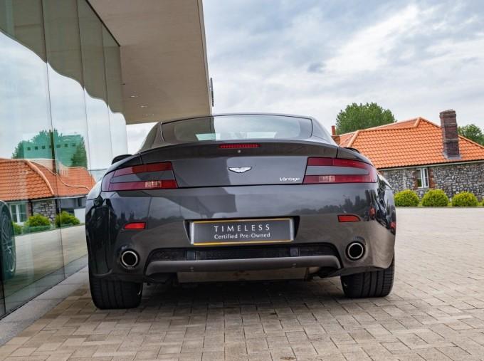 2012 Aston Martin V8 N420 2-door (Silver) - Image: 20