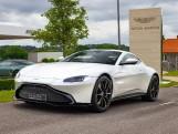 2019 Aston Martin Coupe (White) - Image: 1