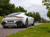 2019 Aston Martin Coupe (White) - Image: 3