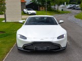 2019 Aston Martin Coupe (White) - Image: 17