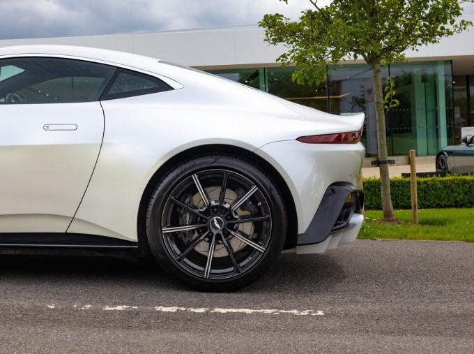 2019 Aston Martin Coupe (White) - Image: 21