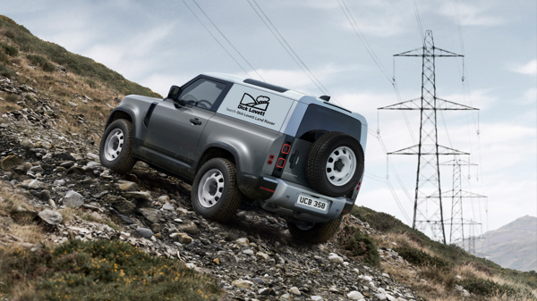 Drive Defender. It Means Business.