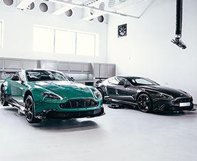 Aston Martin Fixed Price Servicing Image 1