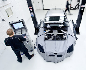 Aston Martin Bristol Collection and Delivery Service