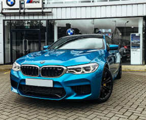 How About A Pre-registered, Delivery Mileage BMW? Image 1