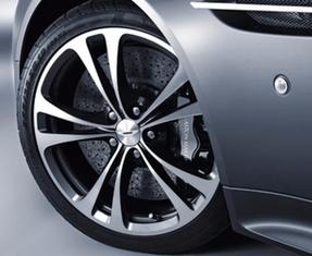 Aston Martin Wheels & Tyres Image 1