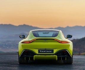 Used Aston Martin Vantage Image 1