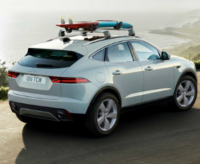 Approved Used Jaguar E-PACE Image 1