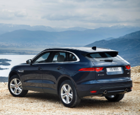 Approved Used Jaguar F-PACE Image 1