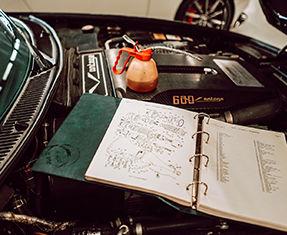Aston Martin MOT Image 1