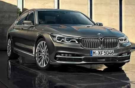 Approved Used BMW 7 Series Image 2
