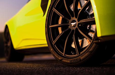 Aston Martin Wheels & Tyres Image 2