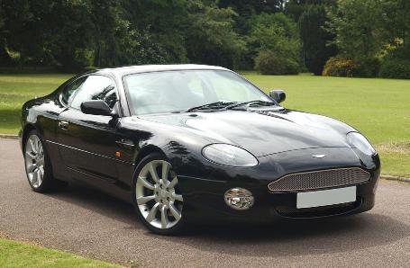 Used Aston Martin DB7 Image 2