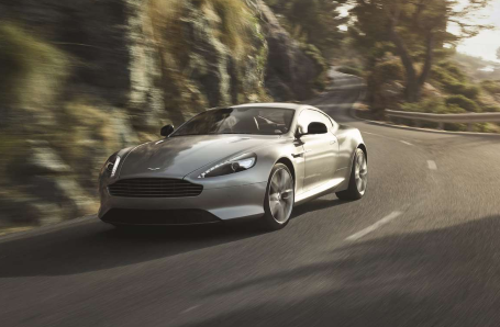 Used Aston Martin DB9 Image 2
