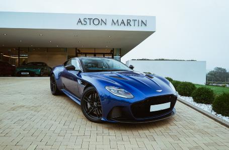 Used Aston Martin DBS Image 2
