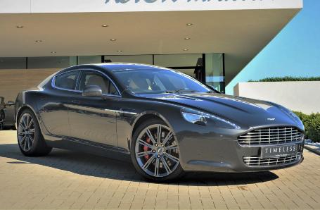 Used Aston Martin Rapide Image 2