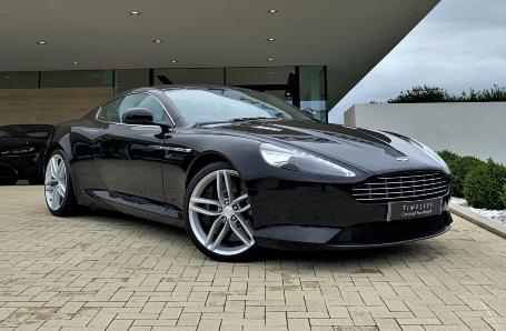 Used Aston Martin Virage Image 2