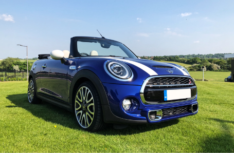 Approved Used MINI Convertible Image 2