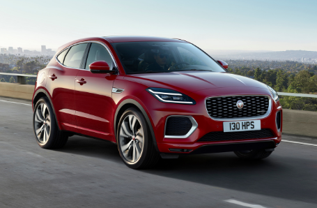 Approved Used Jaguar E-PACE Image 2