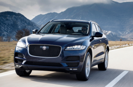 Approved Used Jaguar F-PACE Image 2