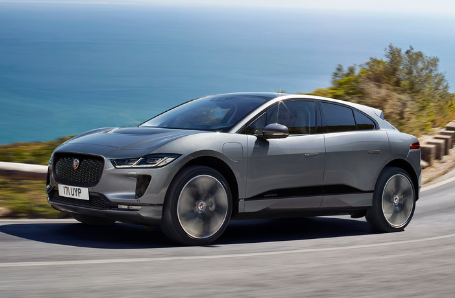 Approved Used Jaguar I-PACE Image 2