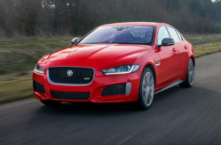 Approved Used Jaguar XE Image 2