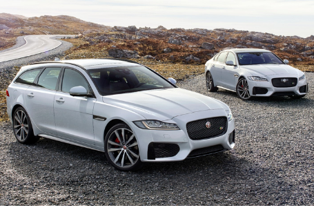 Approved Used Jaguar XF Image 2