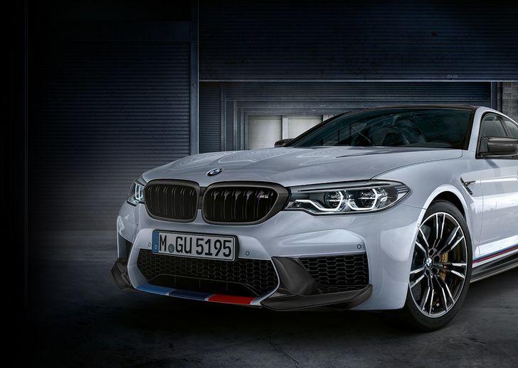 BMW M Performance Upgrades
