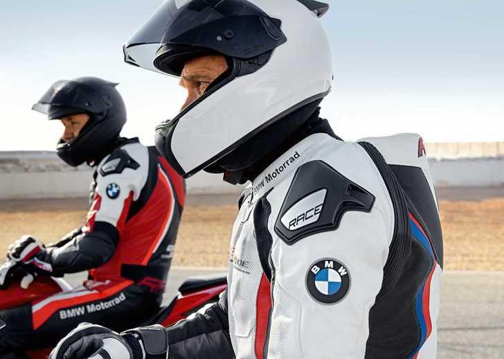 Best BMW Motorrad Rider Equipment