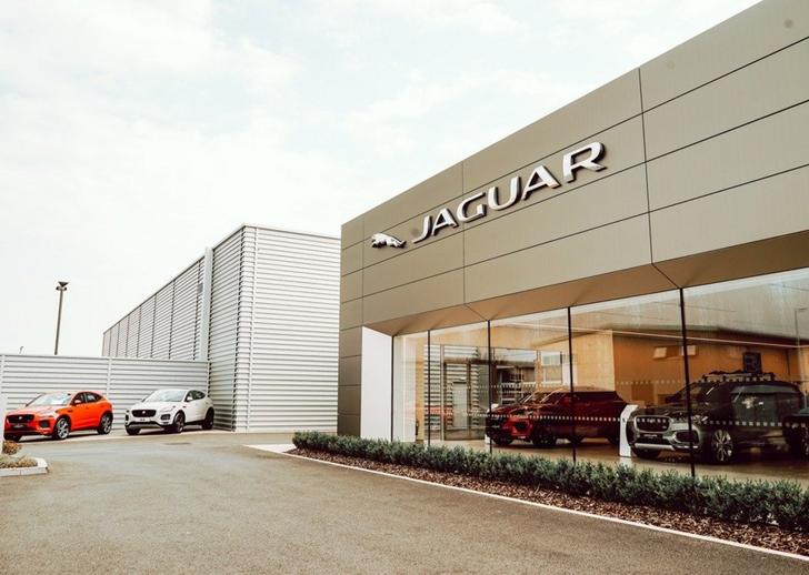 Panasonic Jaguar Racing Collection